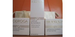 Biodroga - Luxus Angebot - Lotus & Science