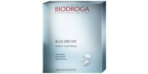 Biodroga Moisture Blue Orchid Vliesmasken 5x16ml